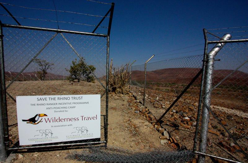 Anti-Rhino Poaching Camp