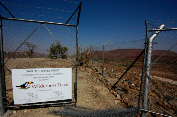 Anti-Rhino Poaching Camp