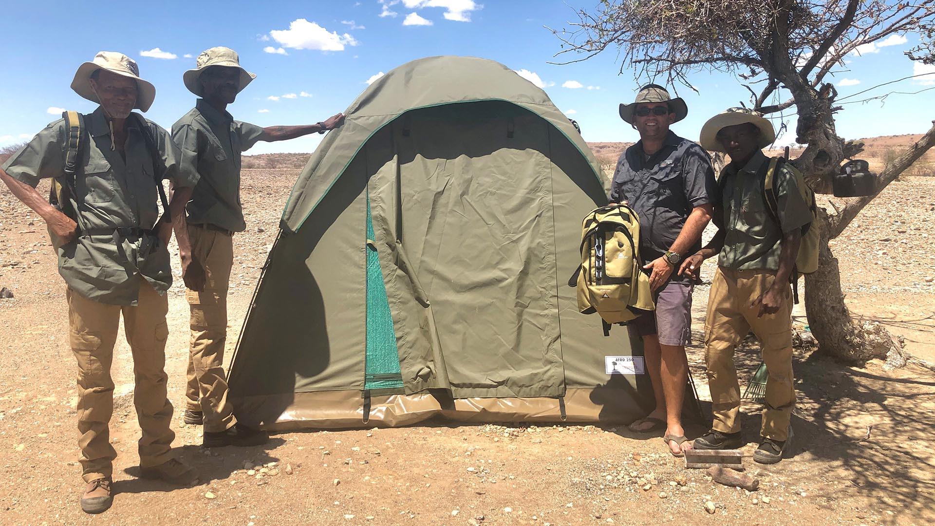 Rhino Ranger Accommodation